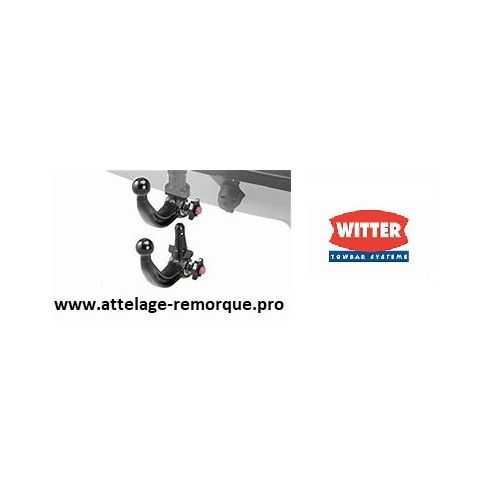 ATTELAGE CLK COUPE RDSO de MAI 2002 à 2010