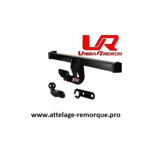ATTELAGE NV400 FOURGONNETTE / MINIBUS ROTULE COUDEE à partir de NOVEMBRE 2011