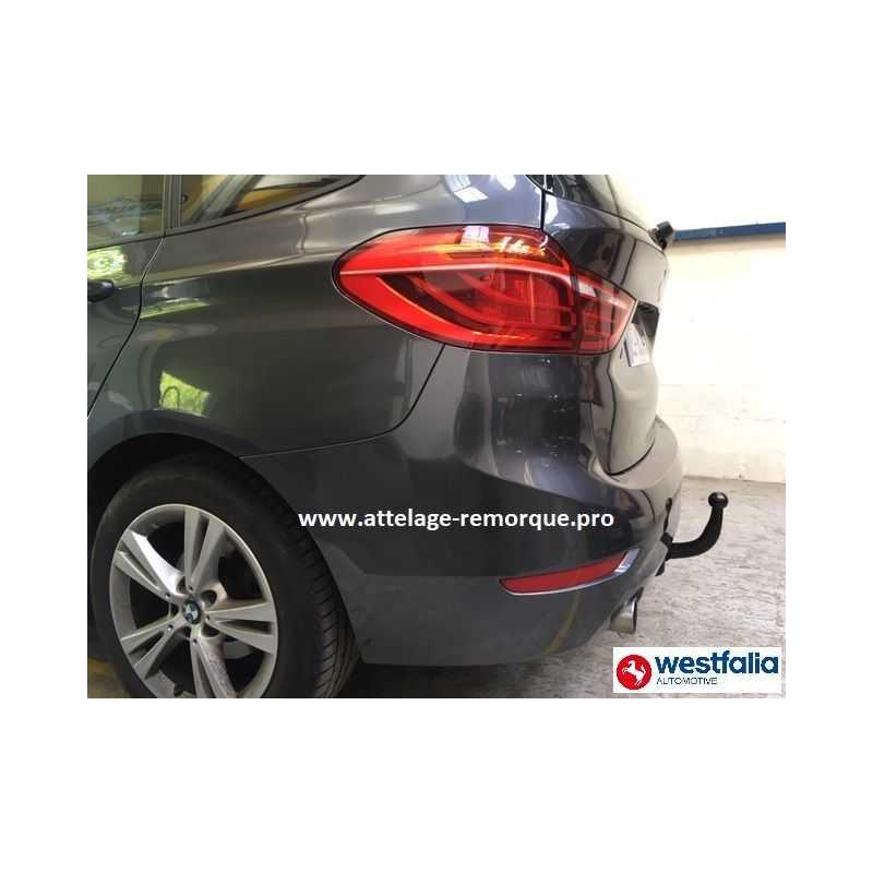 ATTELAGE BMW SERIE 2 GRAN TOURER COL DE CYGNE SIARR