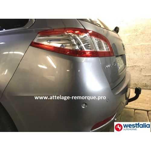 ATTELAGE 508 BREAK COL DE CYGNE de MARS 2011 à AOUT 2018