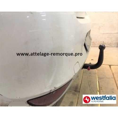 ATTELAGE CLIO III RDSO de SEPT. 2005 à NOV. 2012