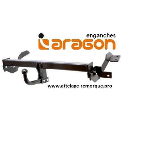ATTELAGE COL DE CYGNE ARAGON