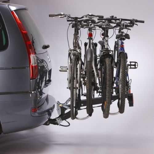 MOTTEZ Plateforme 4 PREMIUM Vélos