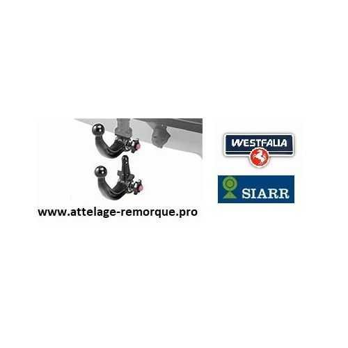 Attelage remorque pour PEUGEOT 2008