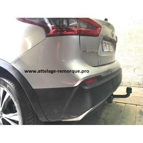 Attelage remorque pour AUDI Audi Q7 RDSO