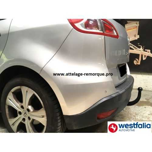 ATTELAGE RENAULT SCENIC 3 COURT RDSO SIARR