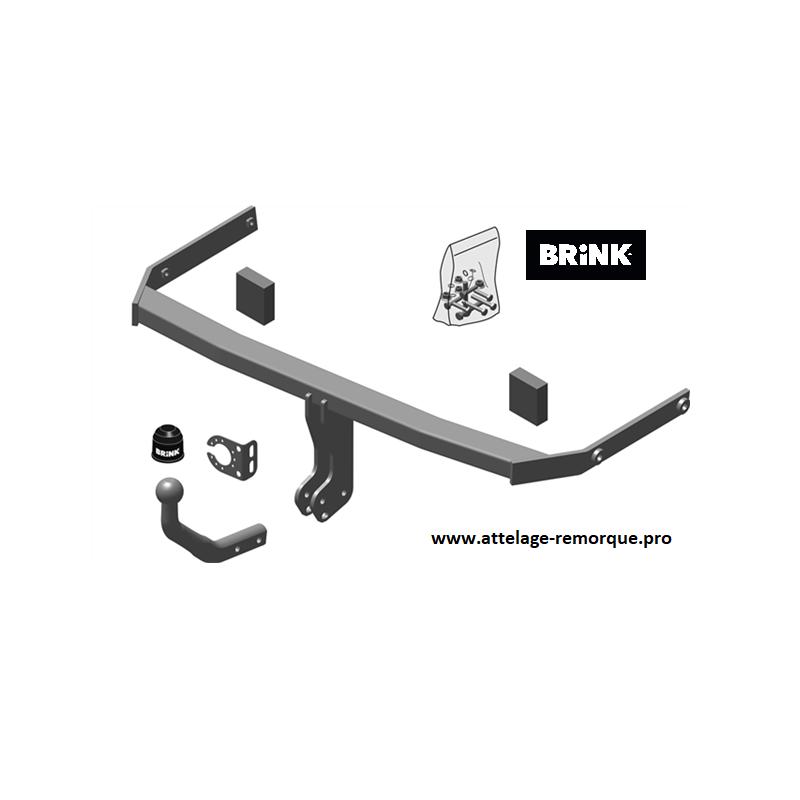 ATTELAGE COL DE CYGNE BRINK / THULE